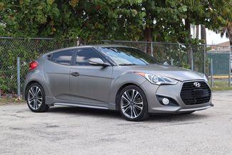 2016 Hyundai Veloster Turbo Hollywood, Florida 12
