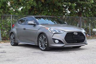 2016 Hyundai Veloster Turbo Hollywood, Florida 1