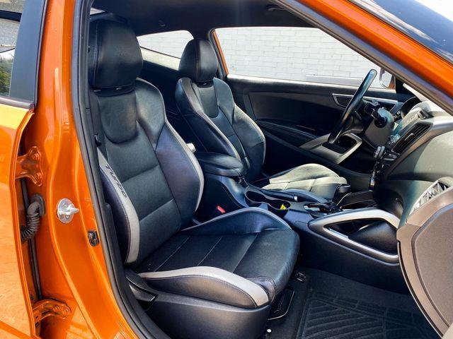 2016 Hyundai Veloster Turbo Madison, NC 12