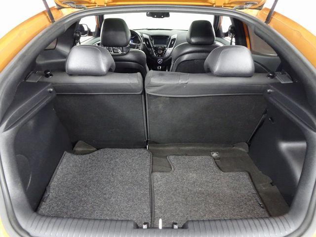 2016 Hyundai Veloster Turbo Wide Body in McKinney, Texas 75070