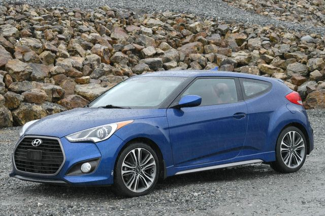 2016 Hyundai Veloster Turbo R-Spec Naugatuck, Connecticut 0