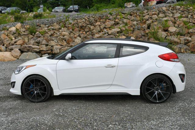 2016 Hyundai Veloster Turbo Naugatuck, Connecticut 3