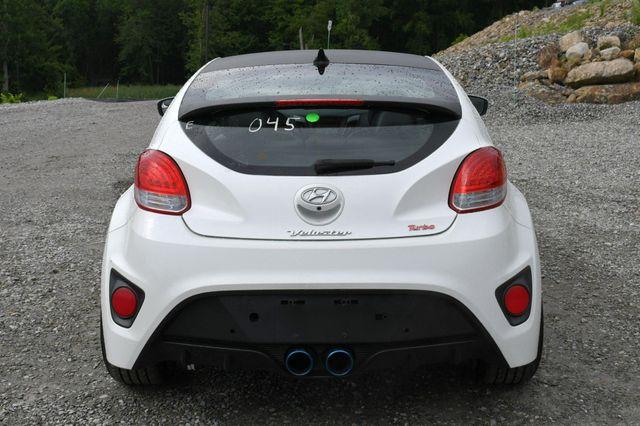 2016 Hyundai Veloster Turbo Naugatuck, Connecticut 5