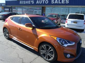 2016 Hyundai Veloster Turbo | Rishe's Import Center in Ogdensburg  NY