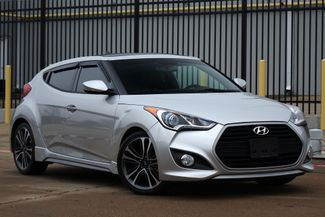 2016 Hyundai Veloster Turbo*Navigation *Sunroof *Leather | Plano, TX | Carrick's Autos in Plano TX