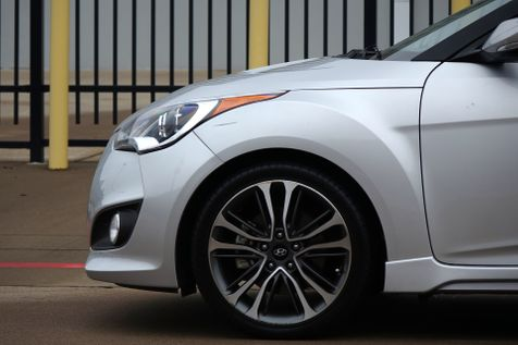 2016 Hyundai Veloster Turbo*Navigation *Sunroof *Leather | Plano, TX | Carrick's Autos in Plano, TX