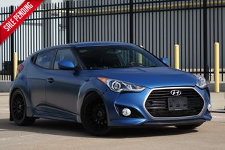 2016 Hyundai Veloster Turbo Rally Edition* Manual*Leather* Sunroof* | Plano, TX | Carrick's Autos in Plano TX