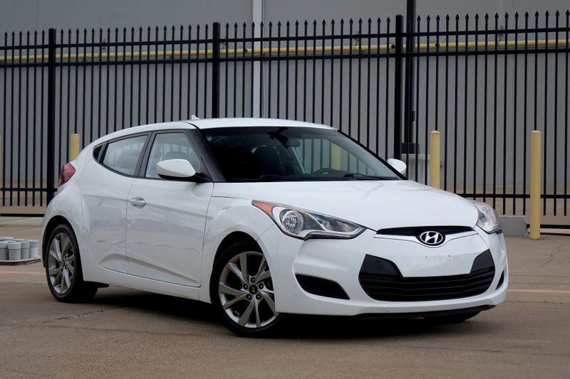 2016 Hyundai Veloster Auto*BU Cam* EZ Finance** | Plano, TX | Carrick's Autos in Plano TX