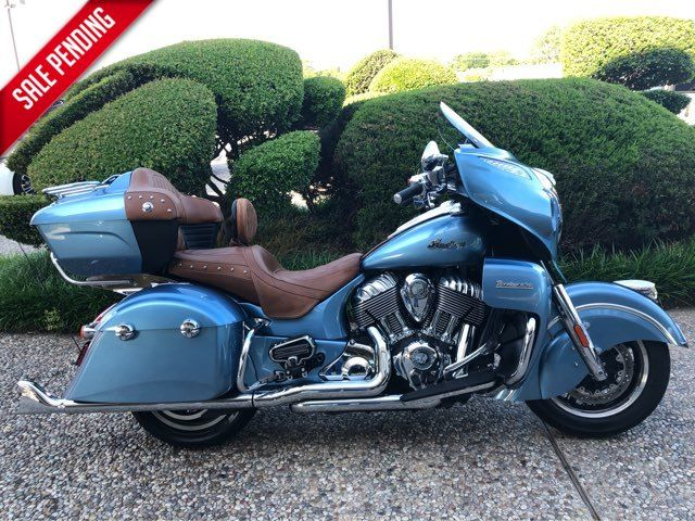 2016 Indian Motorcycle Roadmaster