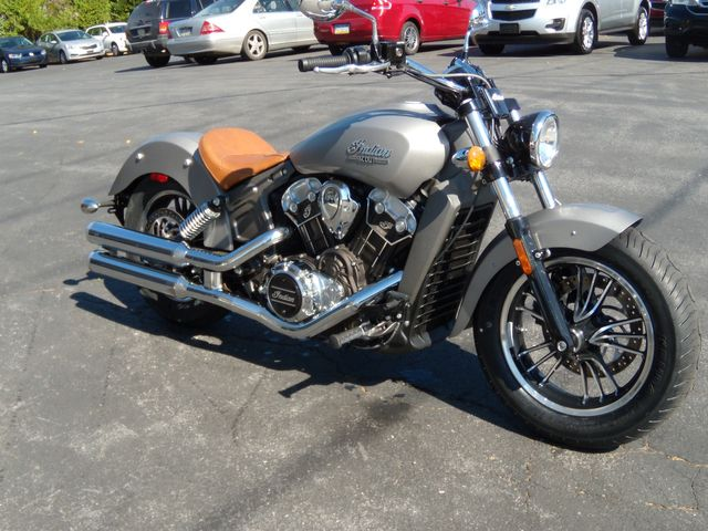 2016 Indian Scout® Base