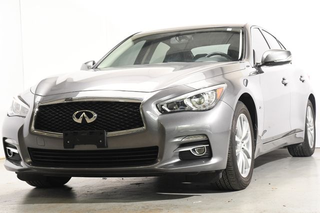 2016 Infiniti Q50 2.0t Premium Plus w/Nav/ Heated Seats
