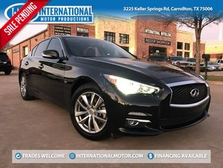 2016 Infiniti Q50 ONE OWNER- FRISCO CAR in Carrollton, TX 75006