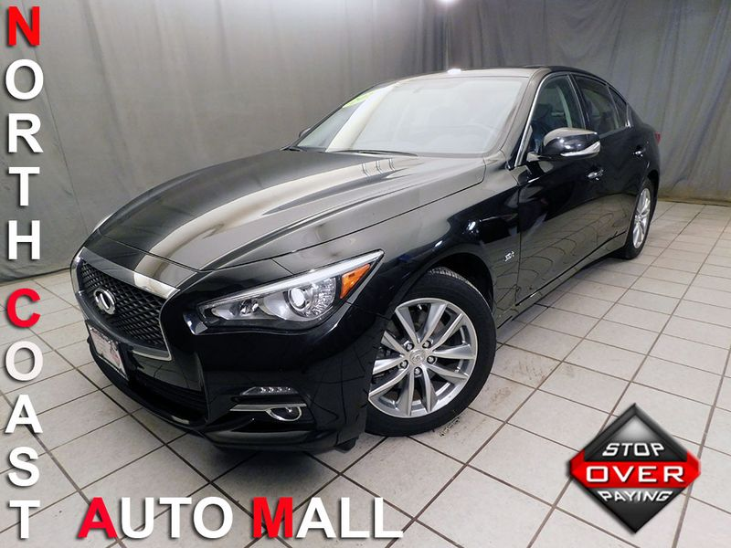 2016 Infiniti Q50 30t Premium  city Ohio  North Coast Auto Mall of Cleveland  in Cleveland, Ohio