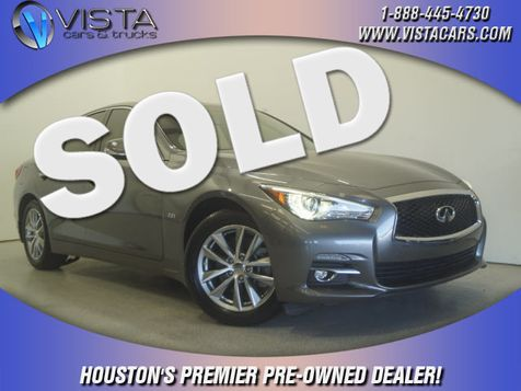 2016 Infiniti Q50 2.0t Premium in Houston, Texas