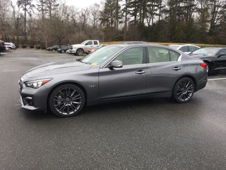 2016 Infiniti Q50 3.0t Red Sport 400 in Kernersville, NC 27284