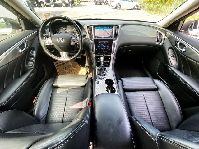 2016 Infiniti Q50 3.0t Red Sport 400 Madison, NC 21