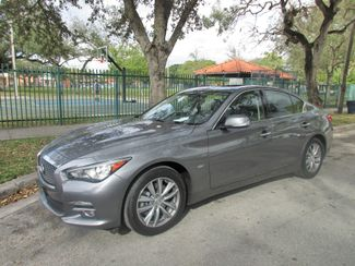 2016 Infiniti Q50 2.0t Base in Miami, FL 33142