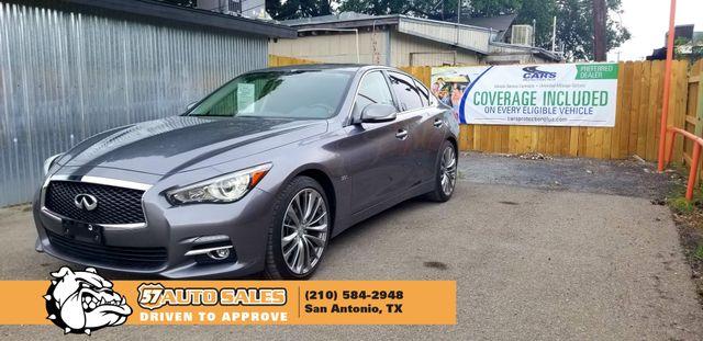 2016 Infiniti Q50 3.0t Premium in San Antonio, TX 78229