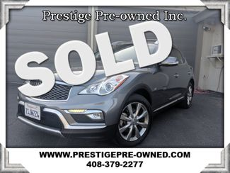2016 Infiniti QX50 ((**NAVI//BACK UP CAMERA//HEATED SEATS//LEATHER**)  in Campbell CA