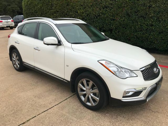 2016 Infiniti QX50 Navigation**Bluetooth Audio**Sunroof**Clean