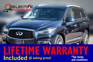 2016 Infiniti QX60 AWD, NAV, SUNROOF, 3RD ROW SEATS, REAR VIEW CAM in Carrollton, TX 75006