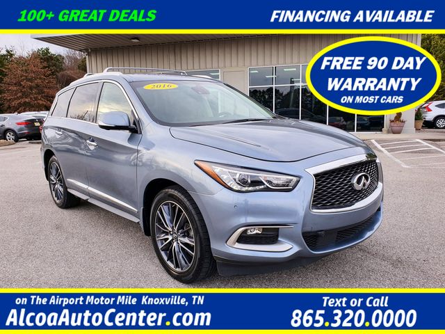 2016 Infiniti QX60 AWD Premium Plus w/Technology/Driver Assist