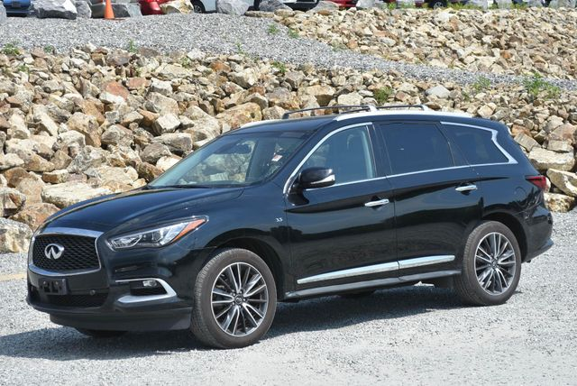 2016 Infiniti QX60 Naugatuck, Connecticut