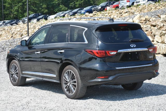 2016 Infiniti QX60 Naugatuck, Connecticut 2