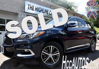 2016 Infiniti QX60 AWD 4dr Waterbury, Connecticut
