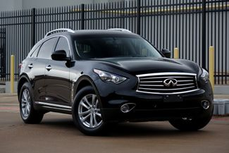2016 Infiniti QX70 Leather* Nav* BU Cam* Sunroof* Only 69k* EZ Finan* | Plano, TX | Carrick's Autos in Plano TX