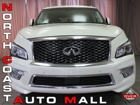 2016 Infiniti QX80 4WD 4dr in Akron, OH