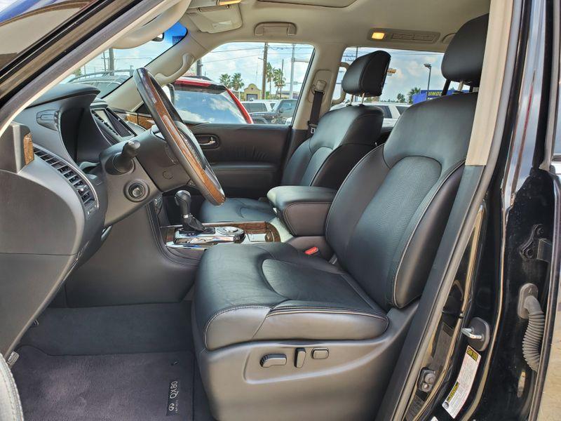 2016 Infiniti QX80   Brownsville TX  English Motors  in Brownsville, TX