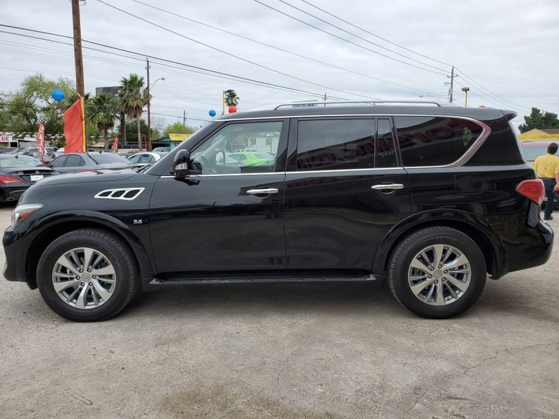 2016 Infiniti QX80   Brownsville TX  English Motors  in Brownsville, TX