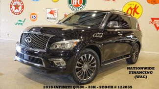 2016 Infiniti QX80 Limited AWD ROOF,360 CAM,REAR DVD,HTD/COOL LTH,33K in Carrollton, TX 75006