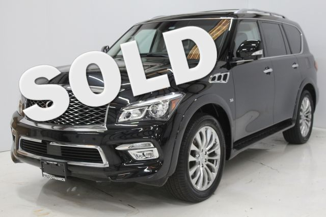 2016 Infiniti QX80 Houston, Texas