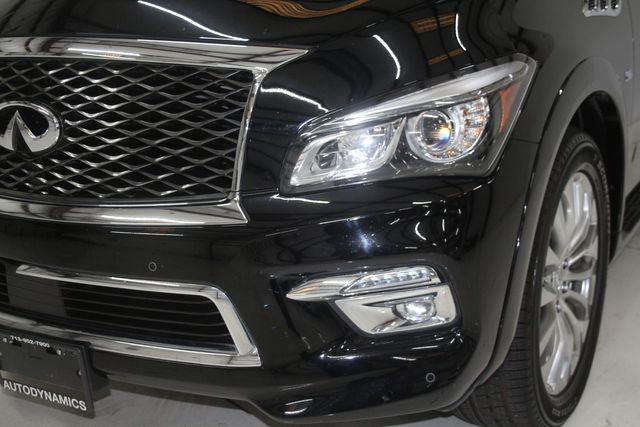 2016 Infiniti QX80 Houston, Texas 5