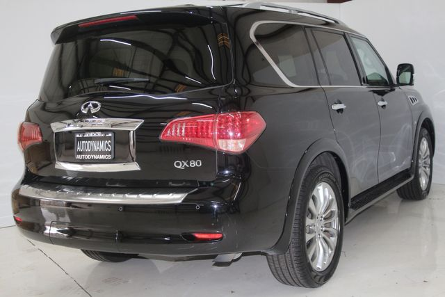 2016 Infiniti QX80 Houston, Texas 9