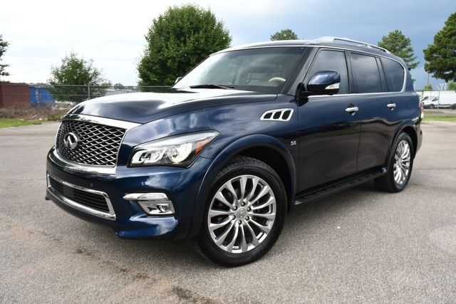 2016 Infiniti QX80 in Memphis, Tennessee 38128
