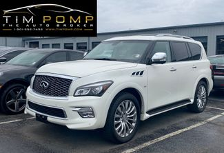 2016 Infiniti QX80 in Memphis, Tennessee 38115