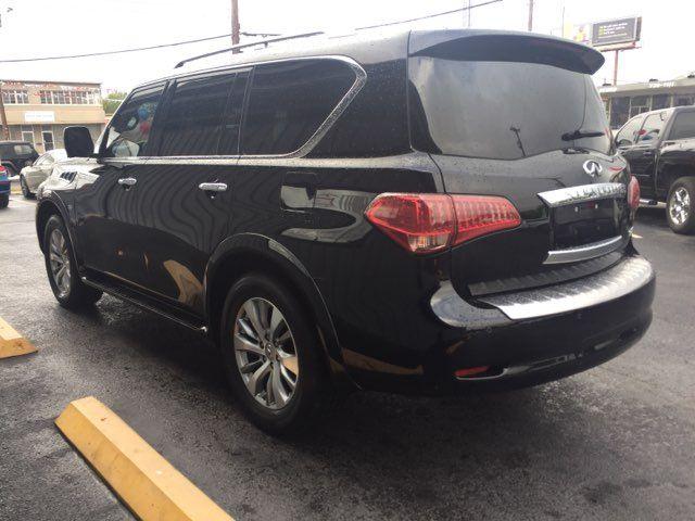 2016 Infiniti QX80 Base in San Antonio, TX 78212