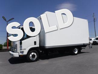 2016 Isuzu NPR HD 16' Box Truck with Lift Gate in Lancaster, PA PA