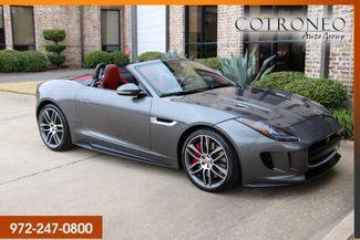 2016 Jaguar F-TYPE R Convertible in Addison, TX 75001