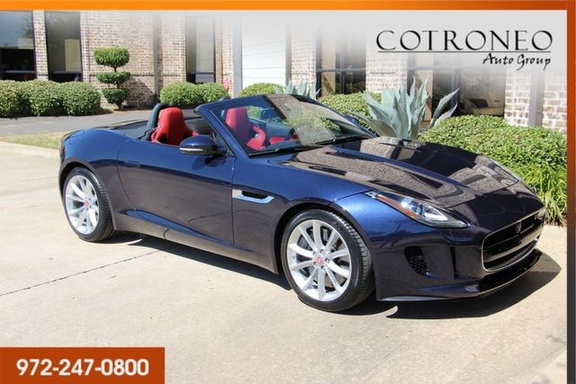 2016 Jaguar F-TYPE S Convertible in Addison, TX 75001