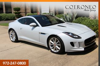 2016 Jaguar F-TYPE S Coupe in Addison, TX 75001
