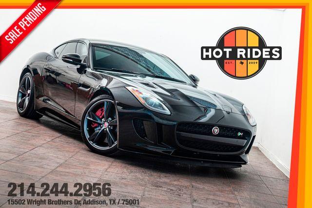 2016 Jaguar F-TYPE R Carbon Pkg
