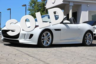 2016 Jaguar F-TYPE S Convertible in Alexandria VA
