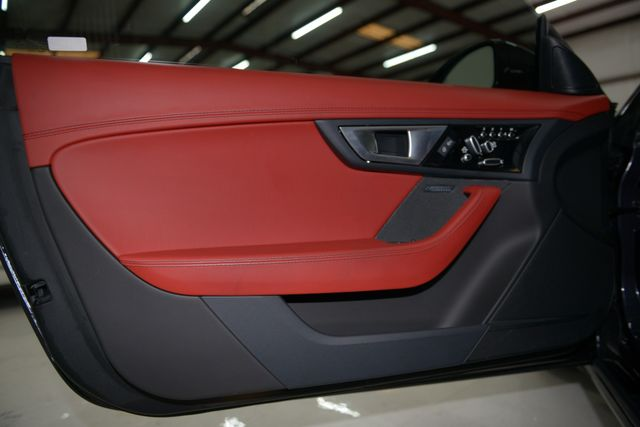 2016 Jaguar F-TYPE S Houston, Texas 16