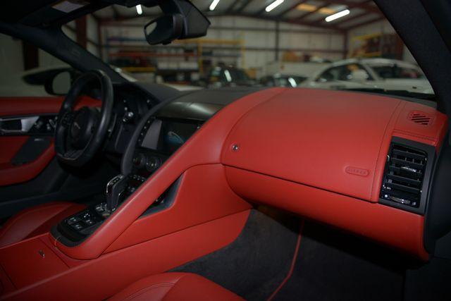 2016 Jaguar F-TYPE S Houston, Texas 22