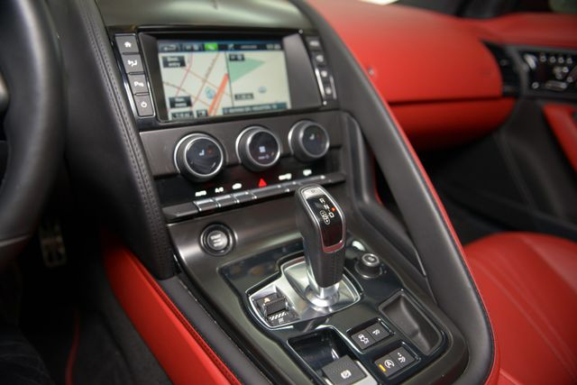 2016 Jaguar F-TYPE S Houston, Texas 26