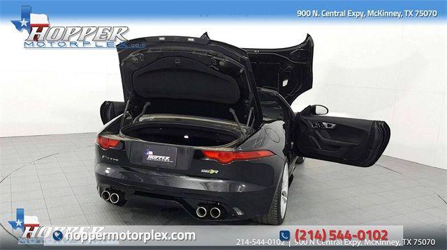 2016 Jaguar F-TYPE R in McKinney, Texas 75070